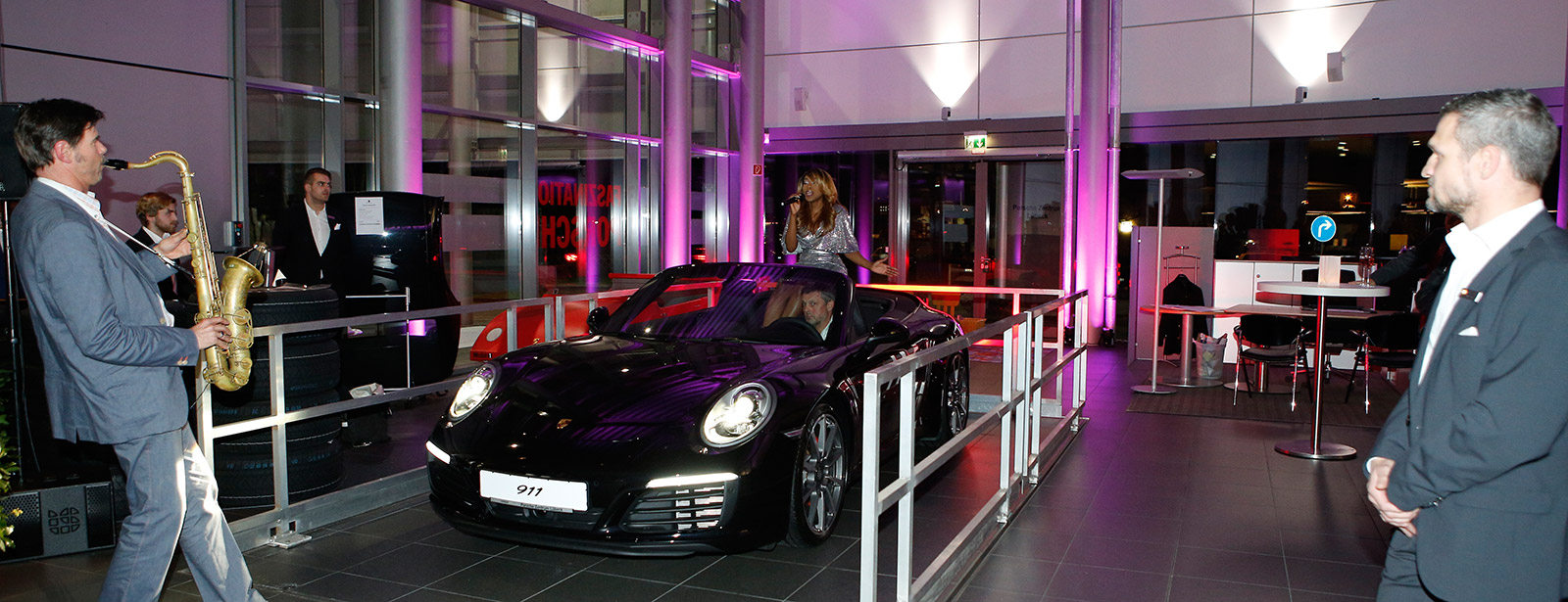 porsche zentrum l beck events 2015. Black Bedroom Furniture Sets. Home Design Ideas